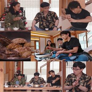 비룡,린다,싹쓰리,유두,요리,준비