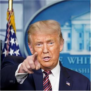 우편투표,트럼프,대통령