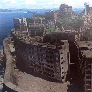 건물,군함,일본,벽면