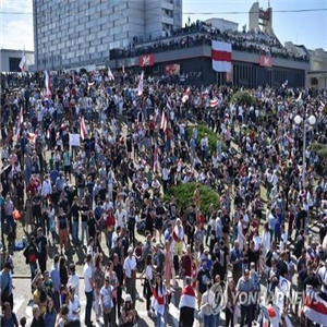 시위,벨라루스,대선,루카셴코,대통령,재선거