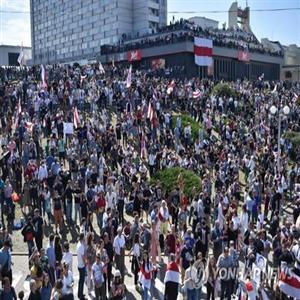 시위,벨라루스,대통령,대선,루카셴코,요구,이날