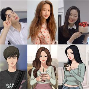 박유나,차은우,여신강림,웹툰,문가영,외모,작가,캐스팅,주경,작품