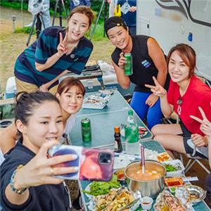 언니,김은혜,캠핑,해설위원