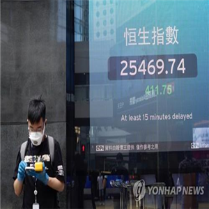 홍콩,중국,관광객,예금액