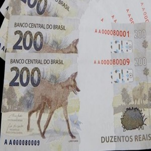 지폐,브라질,고액권,발행,코로나19