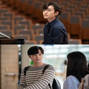 박준영,채송아,김민재,배려,커피,브람스,반응,피아노
