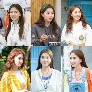 오윤아,헤어스타일,가희,쇼핑몰,모습,캐릭터