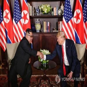 북한,백악관,샌더스,위원장,정상회담,트럼프,대통령,미국,김정은,당시