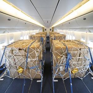화물,대한항공,여객기,수송,좌석