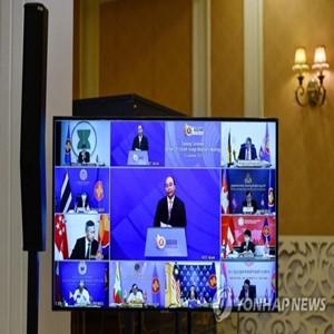 아세안,남중국해,외교장관,회의,대응