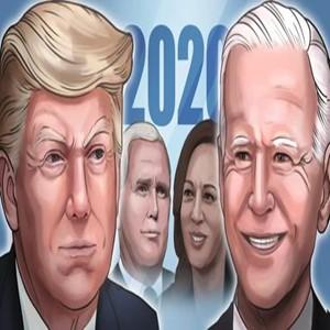 캠프,트럼프,광고,바이든,지출