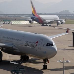 아시아나항공,인수,무산,현산