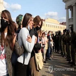 시위,벨라루스,체포,대선
