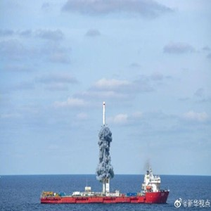 발사,창정,해상,위성,로켓