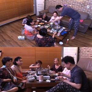 김영란,이효춘,방송,박원숙,삽시,혜은이,마늘장아찌