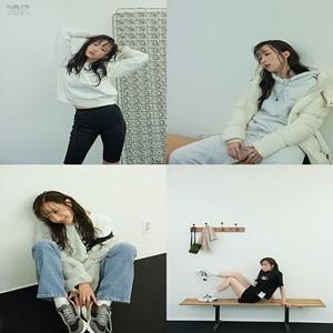 하니,화보,촬영,공개