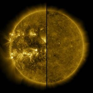 태양,활동,주기,극소기,폭발,우주기상