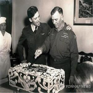 밴플리트,포로,6·25,맥크리스천,장군,북한