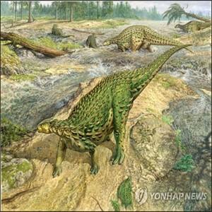 공룡,연구진,화석
