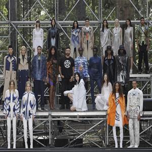버버리,패션,여름,컬렉션,이번,공연