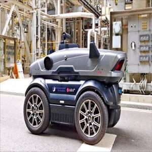자율주행로봇,LG유플러스