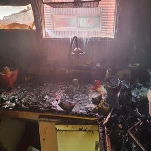 화재,형제,방임,혐의,경찰