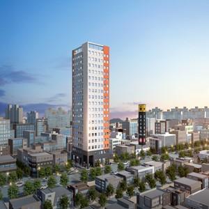 오피스텔,아파트,원타워5,대한,증가,기록,경쟁률