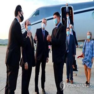 대만,미국,방문,경제,협력,중국,총통,산업