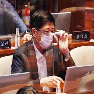 김홍걸,의원,의원실