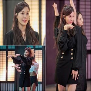 김하늘,댄스,어게인,아나운서,극중