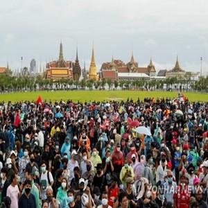 집회,반정부,개혁,군주제,왕실,태국,총리,측은,참석자,주최
