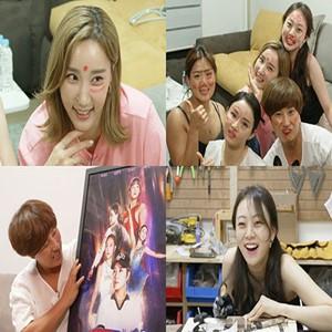 언니,박세리,남현희,멤버,얘기
