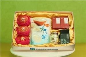 대사,선물,한국전