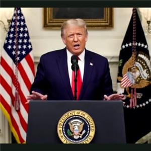 중국,코로나19,연설,트럼프