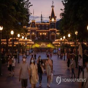 홍콩,코로나19,재개장,디즈니랜드