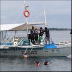 필리핀,세부,리조트,바다,막탄,라군,바닷속,물고기,레스토랑,객실