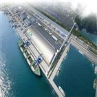 사업,동해항,석탄부두,3단계,컨소시엄,GS글로벌