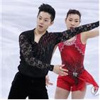 올림픽,일본,평창,코리아,남북,김규은,평창올림픽,페어,피겨
