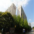 단지,거리,장미마을현대아파트