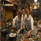 한식당,한식,식당,윤식,음식,손님,외국인,비빔밥,관광객,세계