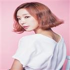 이지혜,스타엔터테인먼트,가수,활약