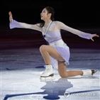 최다빈,세계선수권대회,여자,싱글,선수,김하늘,쇼트프로그램