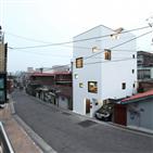 협소주택,아파트,서울,후암동,설계,공간,건물,회사,소장,관계자