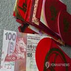 홍콩달러,환율,상한선,달러,7.85