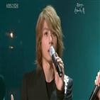 유희열,박효신,노래