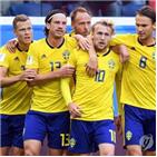 잉글랜드,스웨덴,8강,콜롬비아,스위스,대회,전반,후반,월드컵,승부차기