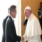 평화,감사,교황,한반도,프란치스코