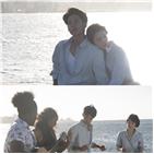 쿠바,수현,진혁,남자친구,사람