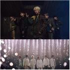 원어스,발키리,무대,데뷔곡,뮤직비디오