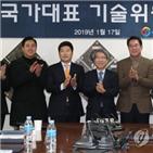 감독,총재,야구,해설위원,대표팀